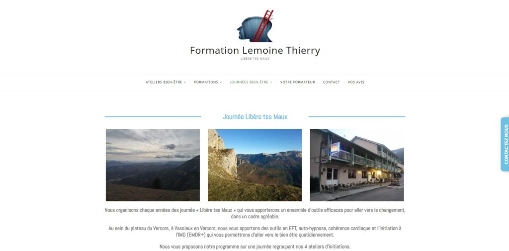 Formation Lemoine Thierry